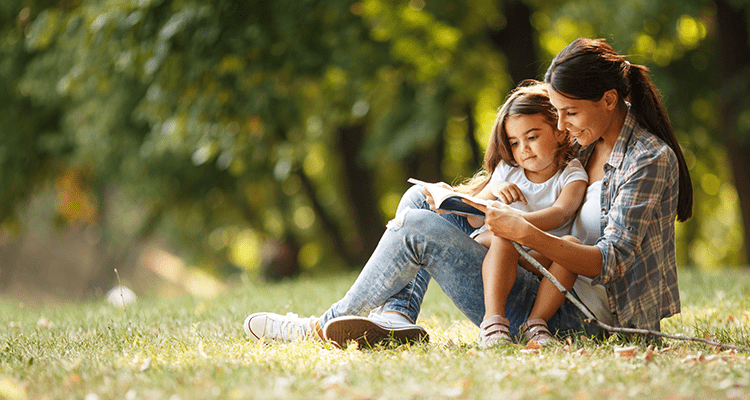 ماذا أقرأ لطفلي How to read to my child? What to read and how?