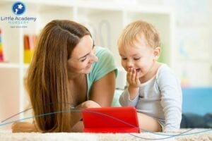 Tips from Little Academy Nursery – Using technology to advance toddler and preschooler learning