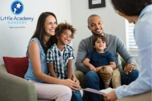 Why Parents Teacher meetings are important at Little Academy Nursery?